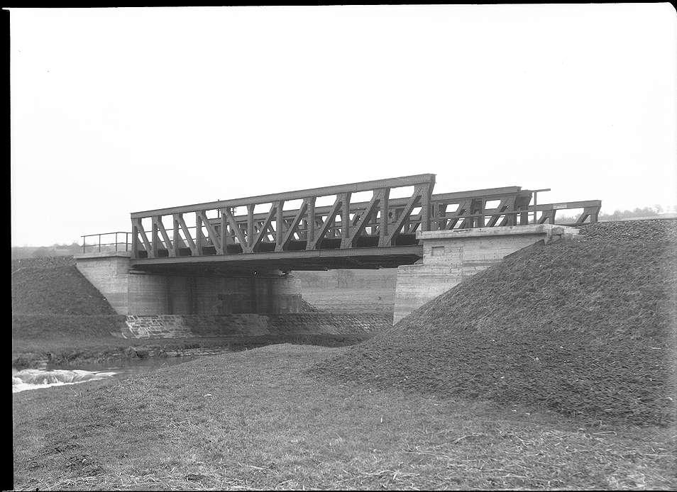 Adelsheim-Ost, Bahnbrücke Nr. 1357 bei Osterburken km 76+976, Abb. b