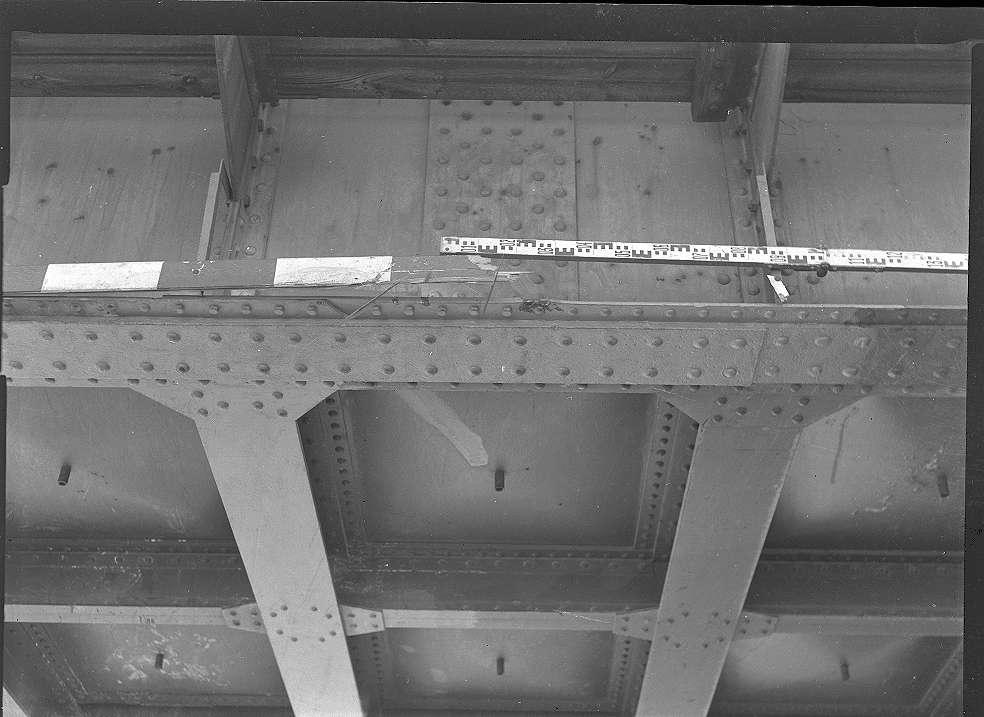 Altshausen, beschädigte Brücke, Abb. c