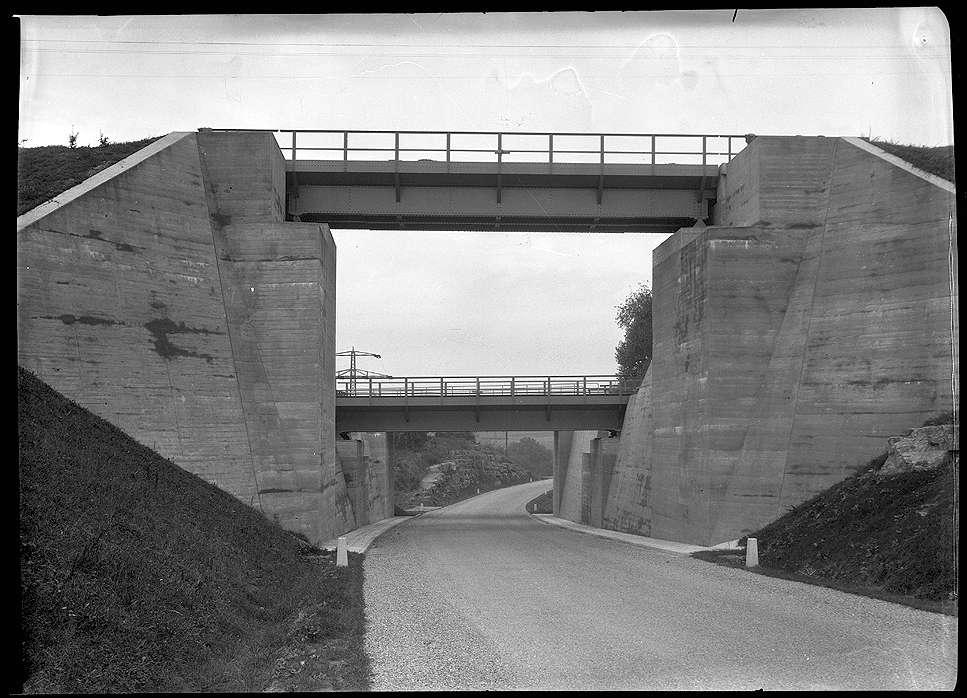 Backnang, Staatsstraßenunterführung bei Backnang (Maubach), Abb. c