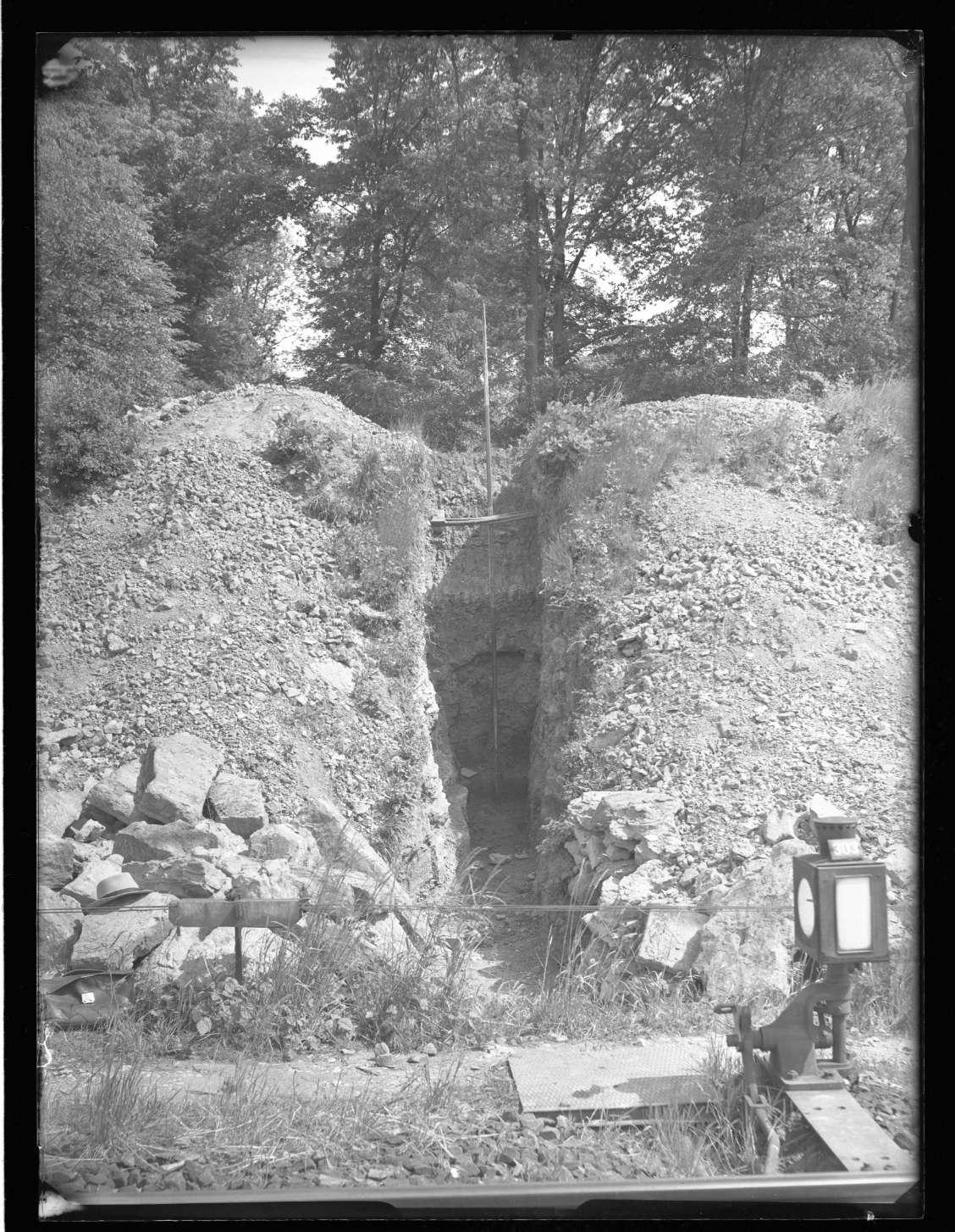 Bietigheim (Württ.), Erdschichtgruben, Bild 1