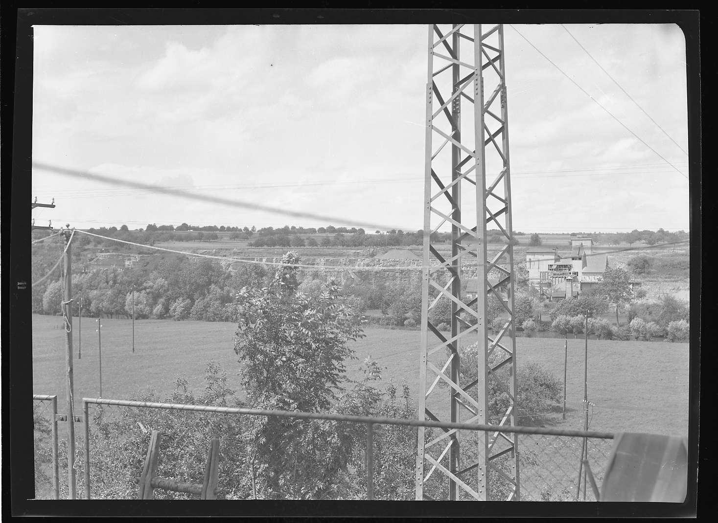 Bietigheim-Bissingen (Württ.), Bissingen, Bf, Ansichten bei der Rommel- Mühle (?), Abb. c