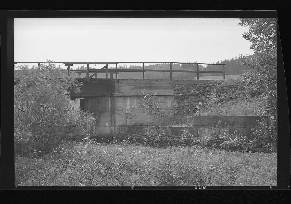 Fichtenberg, Bahnbrücke (Umbau), Abb. a