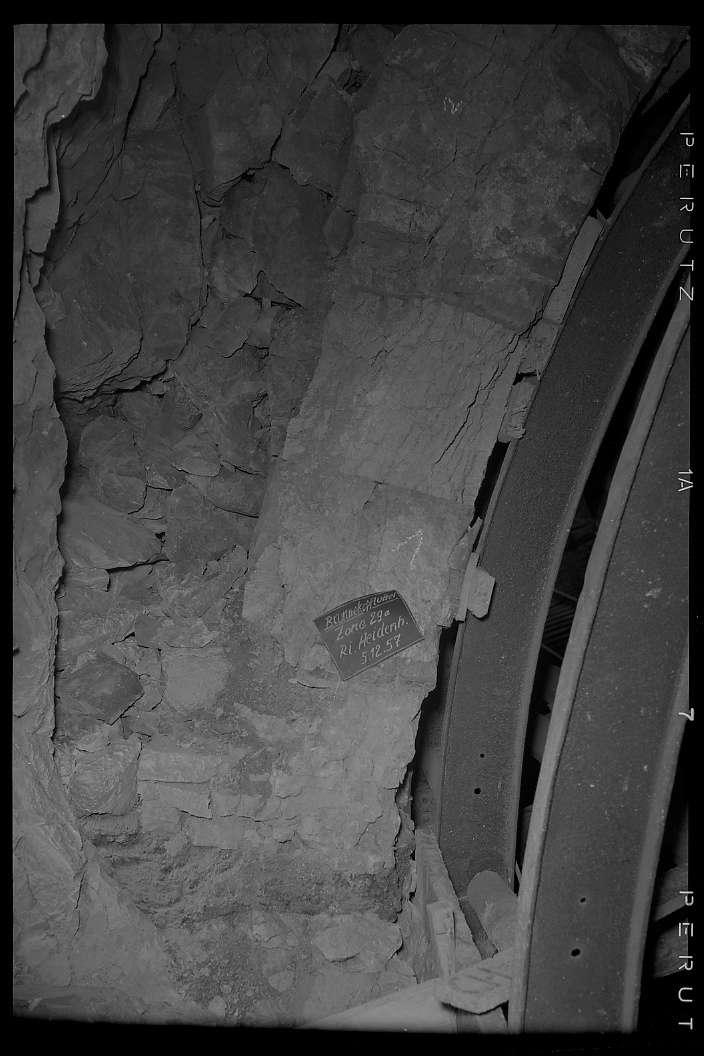 Itzelberg, Brunnenkopftunnel, Zone 29a, Richtung Heidenheim, Abb. a