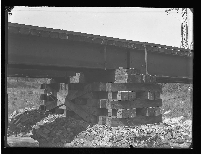 Kleinsteinbach, Bf, Brücke, Bild 1