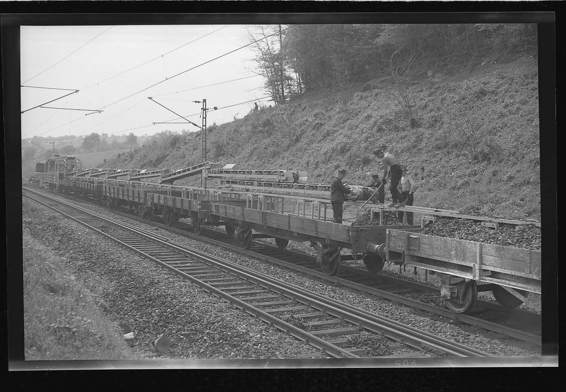 Königsbach/Baden, Oberbau Maschinen (TO7), Abb. a