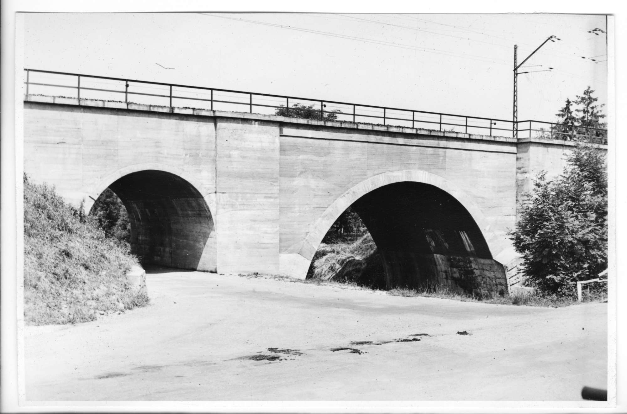 Metzingen, (Ermsbrücke), Wasserschäden, Abb. c