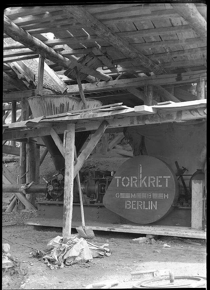 Mühlacker, Bau der Umgehungskurve, Abb. a