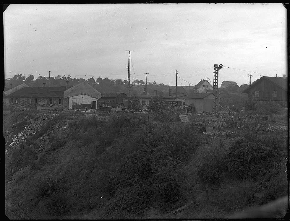 Mühlacker, Bf, Unterwerk, Standort vor Abbruch, Abb. c