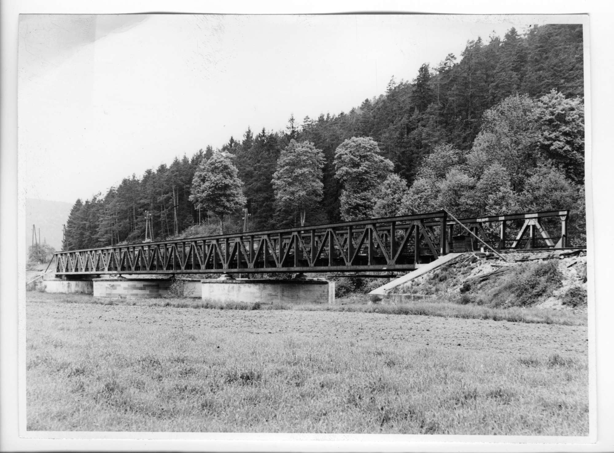 Strecke Neckarhausen-Horb (Neckarbrücke), Abb. c
