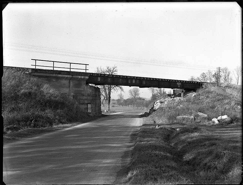Rot am See, Bahnbrücke bei km 11+710, Abb. b