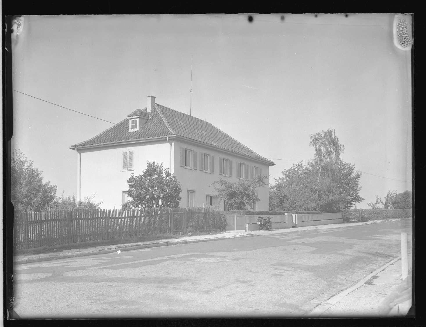 Stuttgart-Nord, Parlerstraße 17 (Wohngebäude), Bild 1