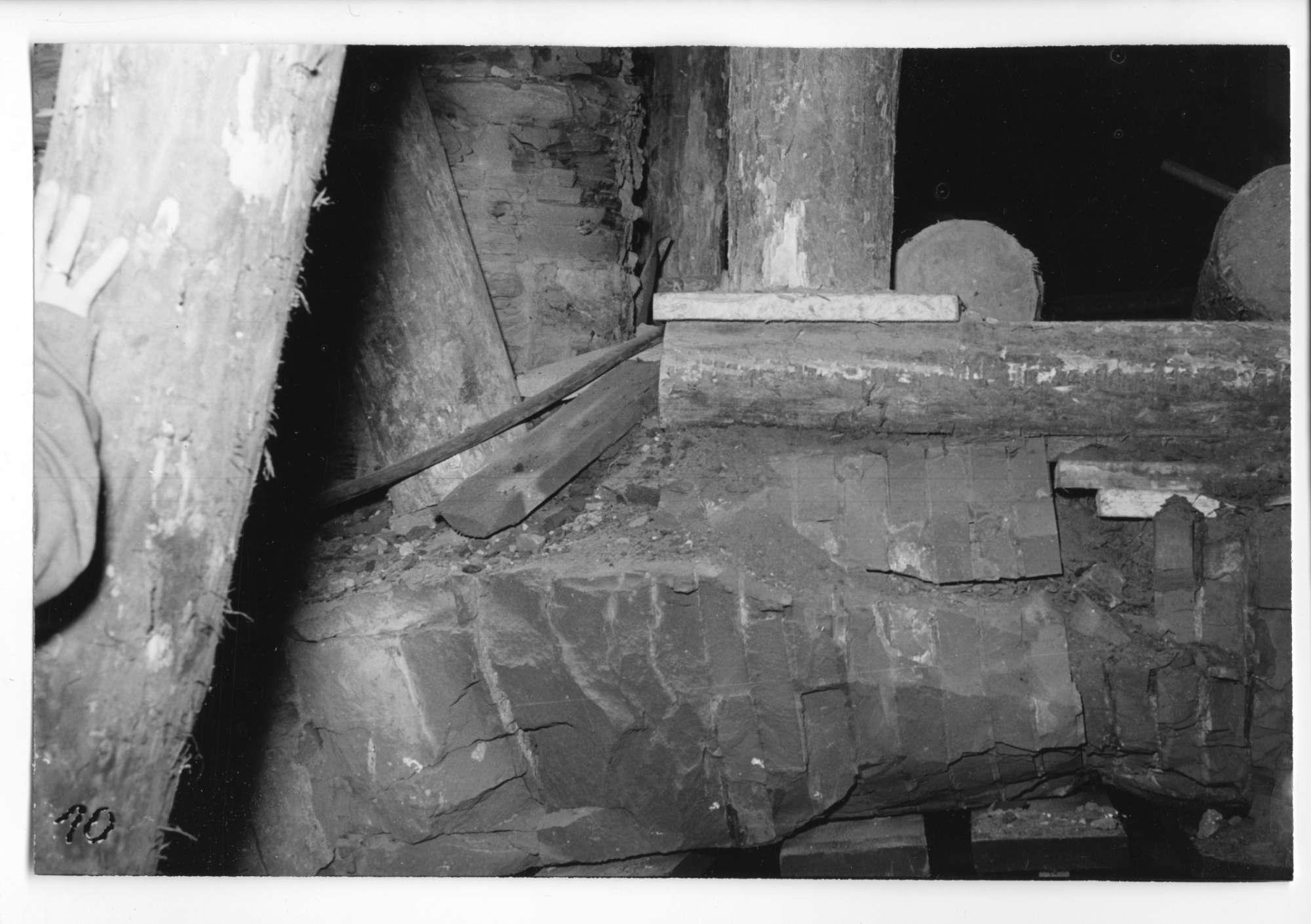 Weinsberg, Weinsberger Tunnel, Tunnelaufnahmen Zone 11-18, Abb. c