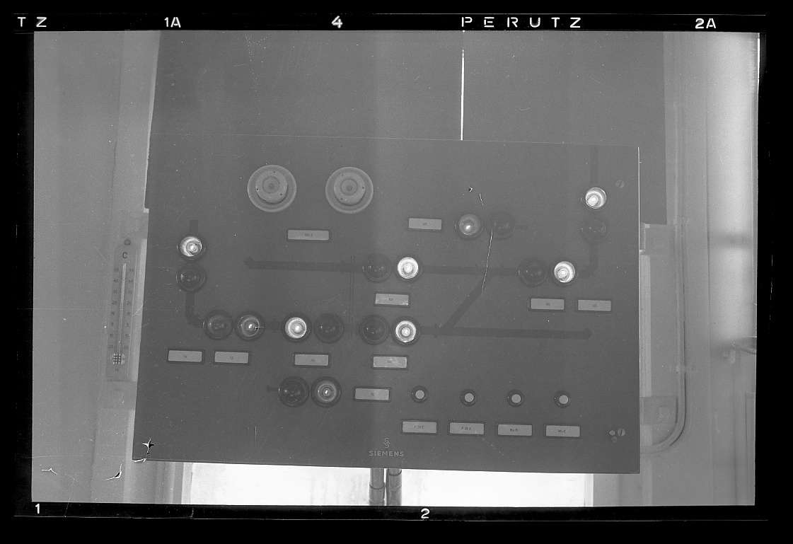 Zell, Bf, Strecke Stuttgart-Plochingen, Schalttafel für Zugsicherung, Abb. c