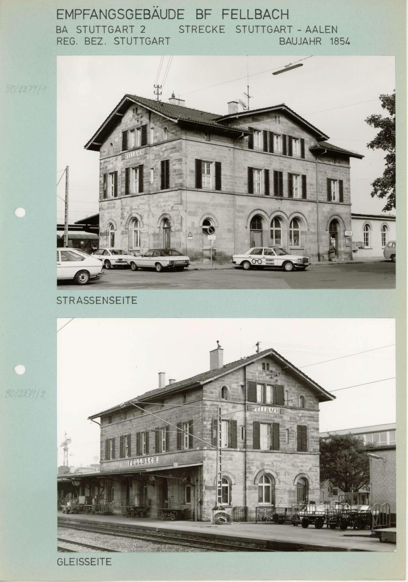 Fellbach: 7 Fotos u.a., Bild 1