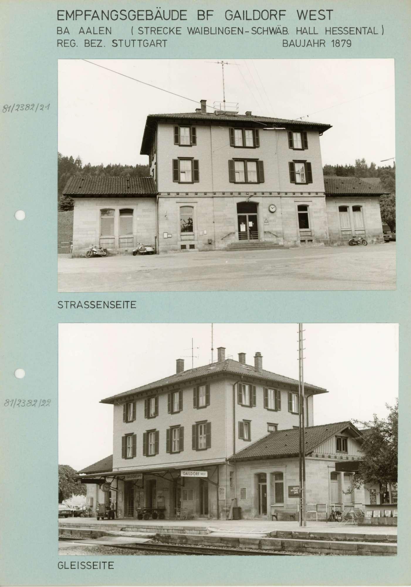 Gaildorf-West: 5 Fotos u.a., Bild 2