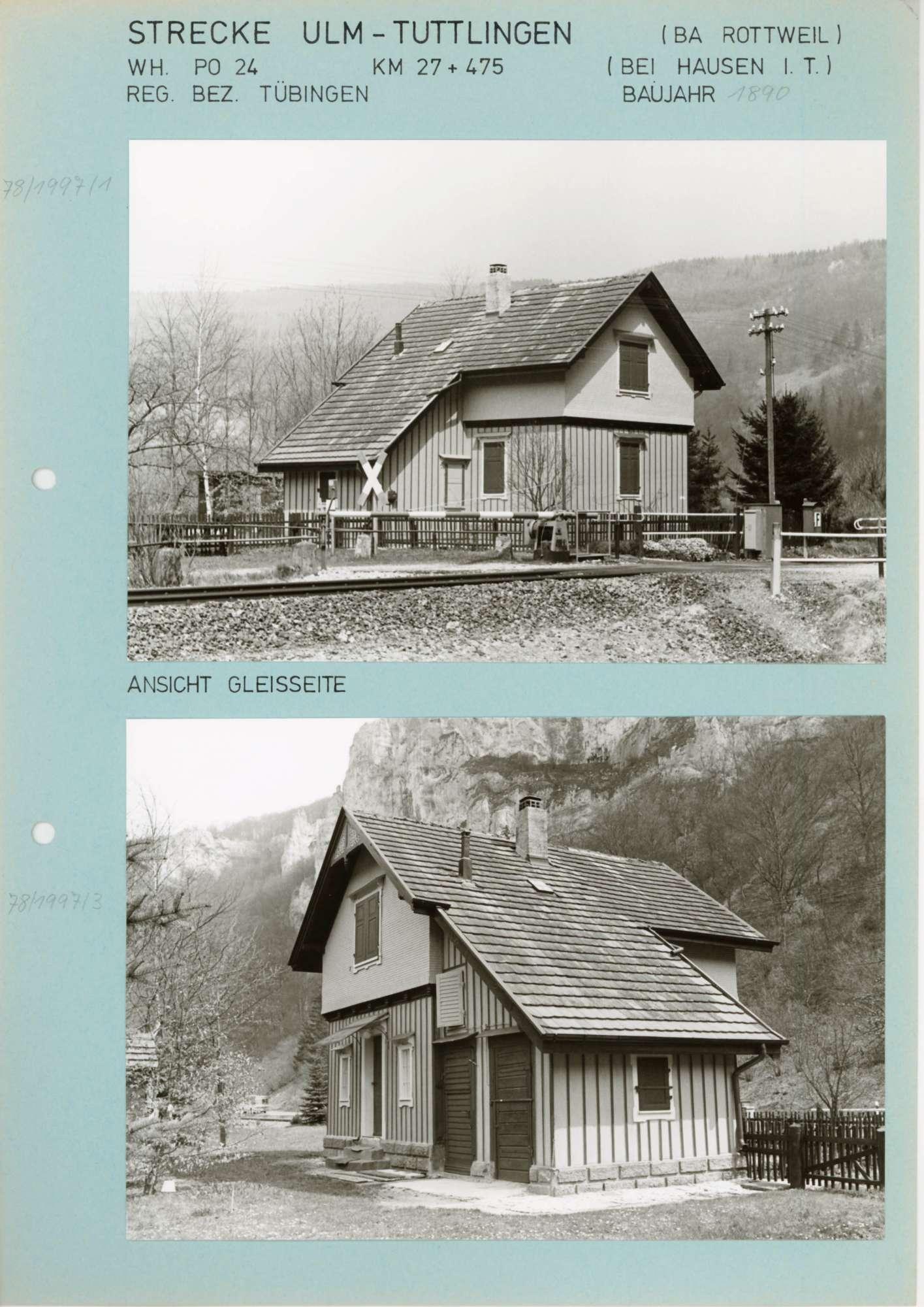 Hausen im Tal: 4 Fotos u.a., Bild 1