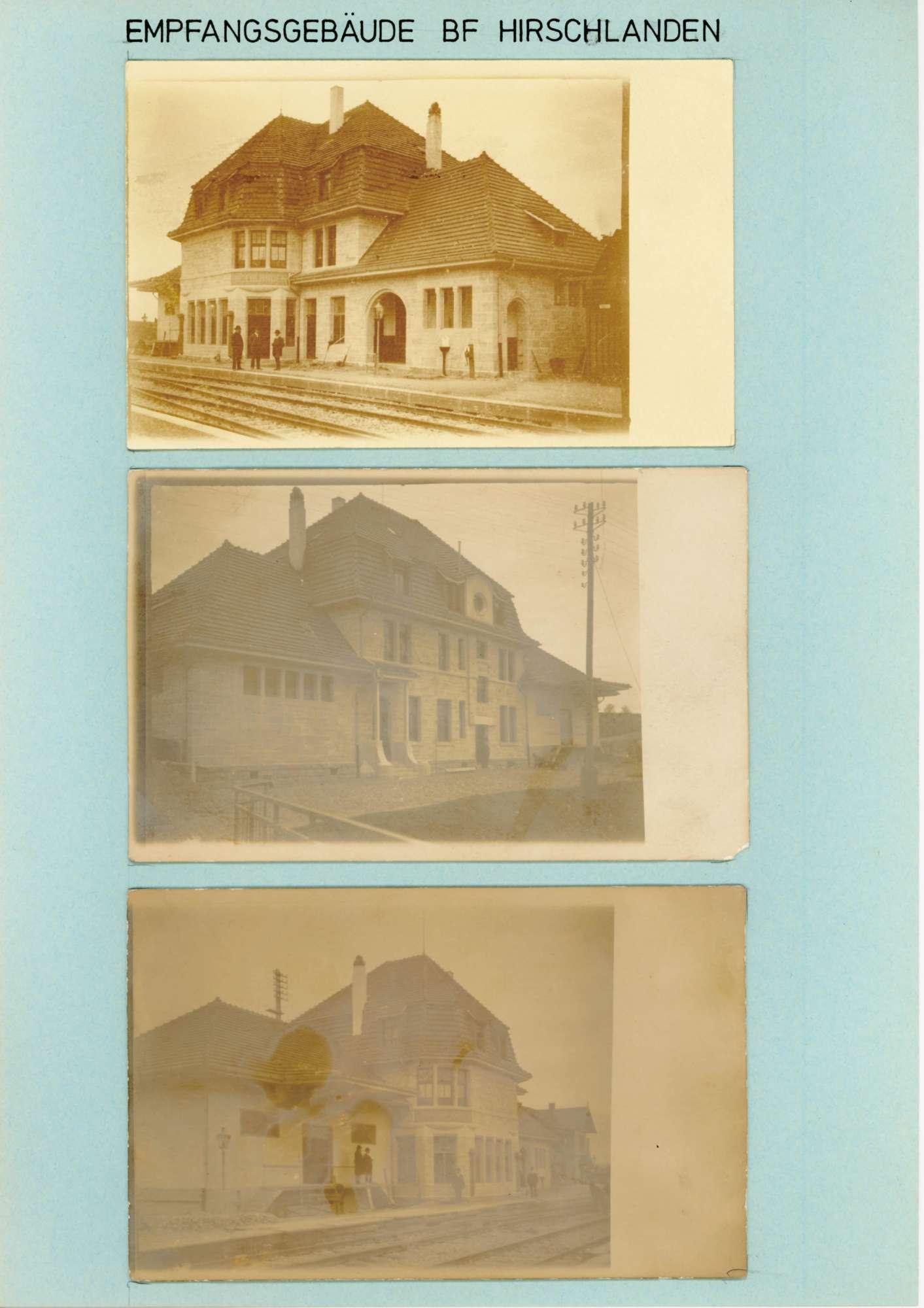 Hirschlanden: 3 Fotos, Bild 1