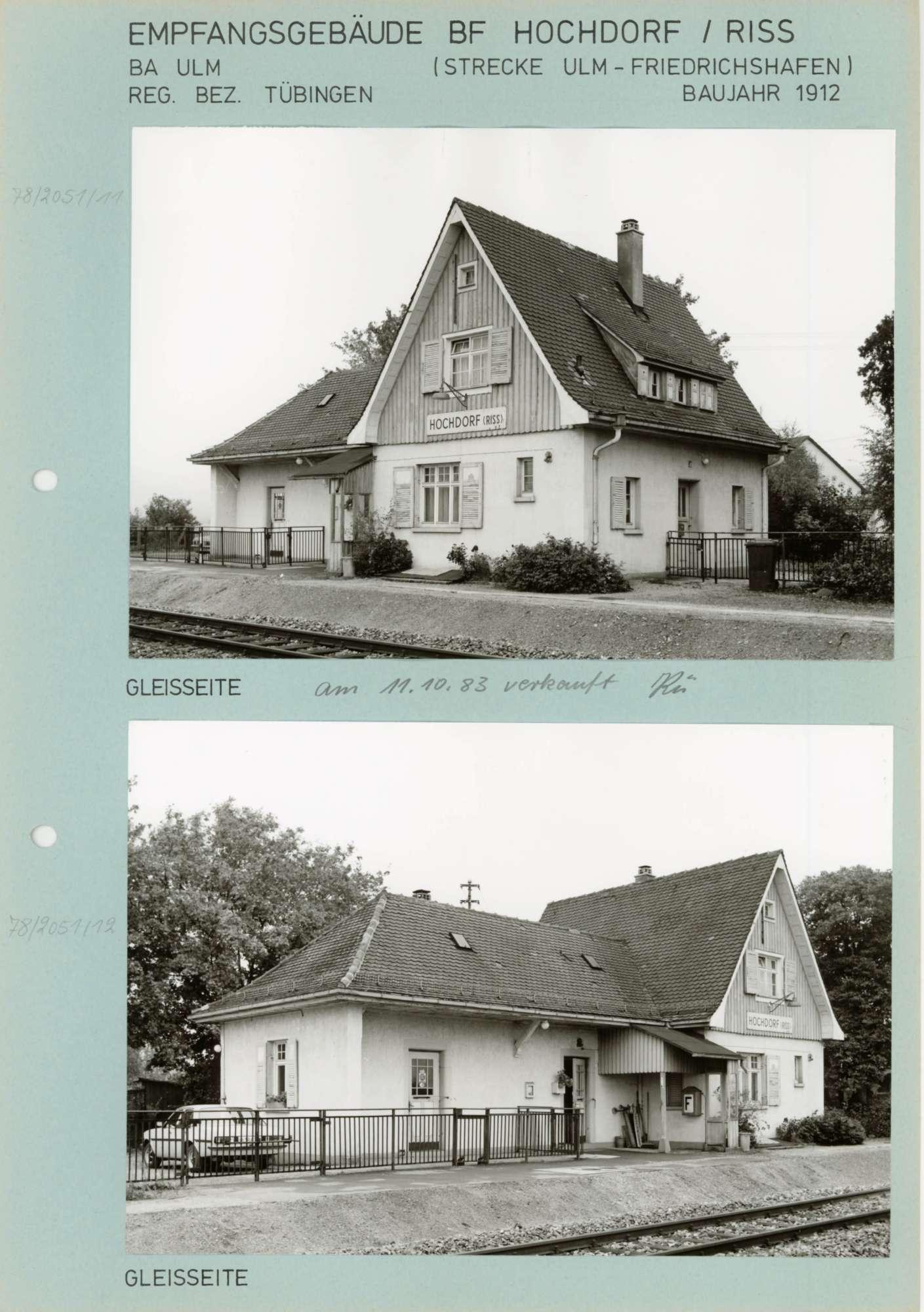 Hochdorf (Riß): 8 Fotos, Bild 1