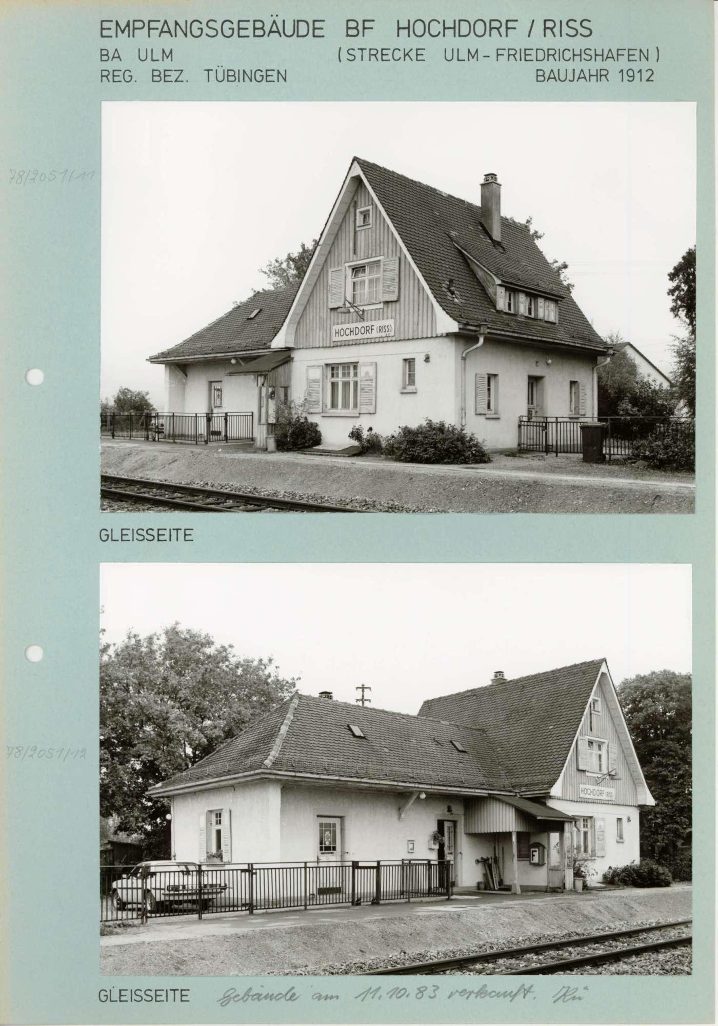 Hochdorf (Riß): 8 Fotos, Bild 2