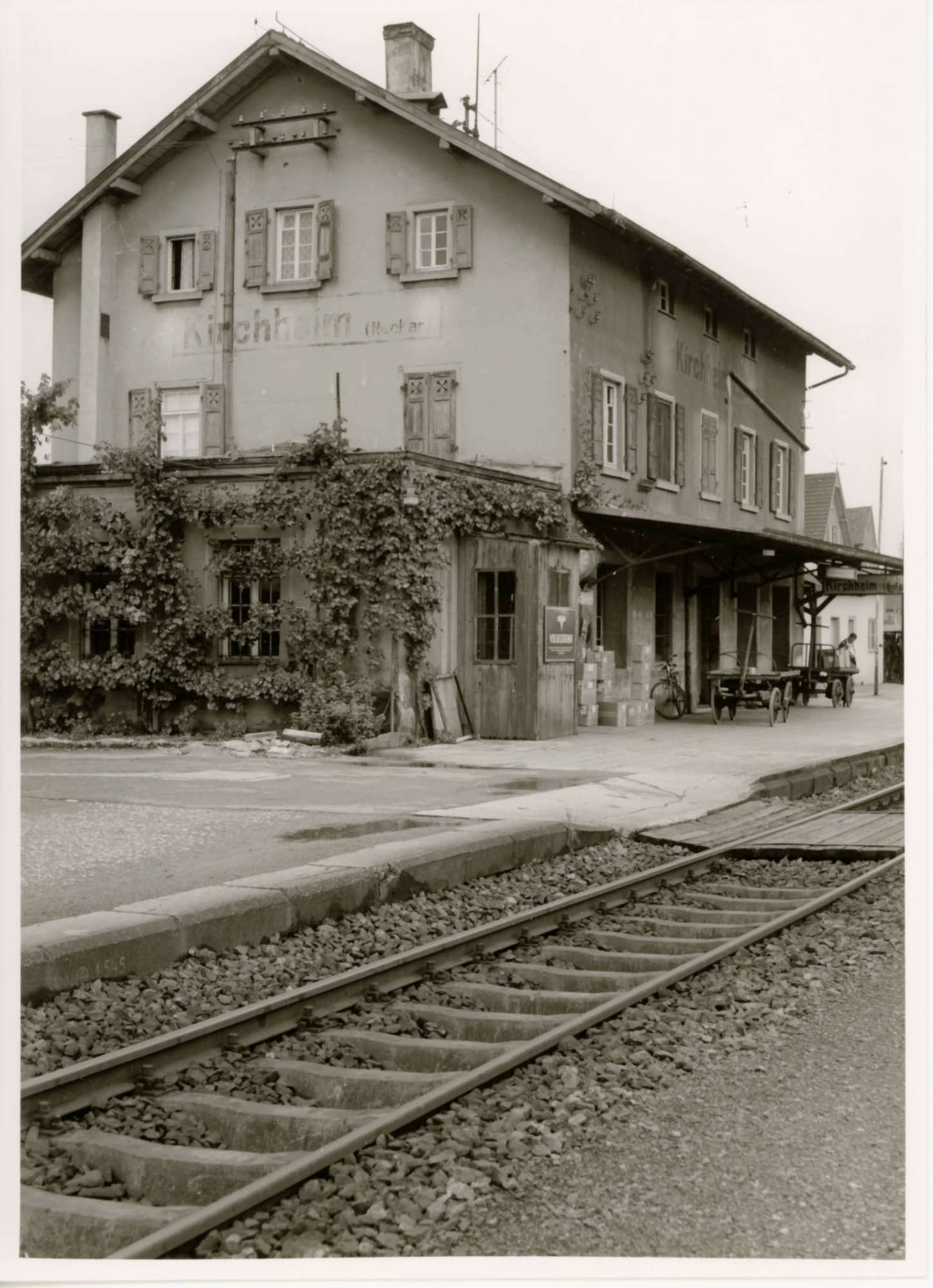 Kirchheim am Neckar: 2 Fotos u.a., Bild 1