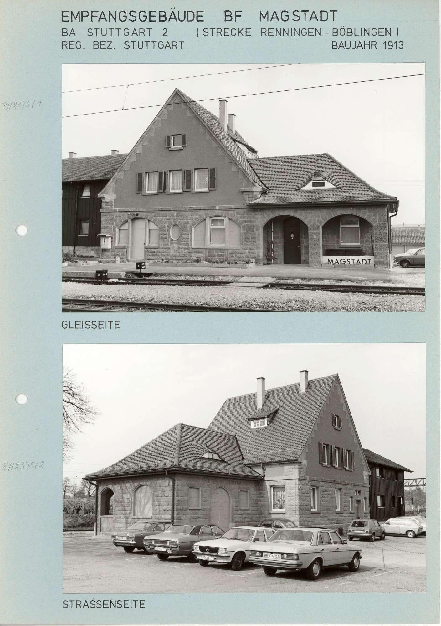 Magstadt: 4 Fotos, Bild 1