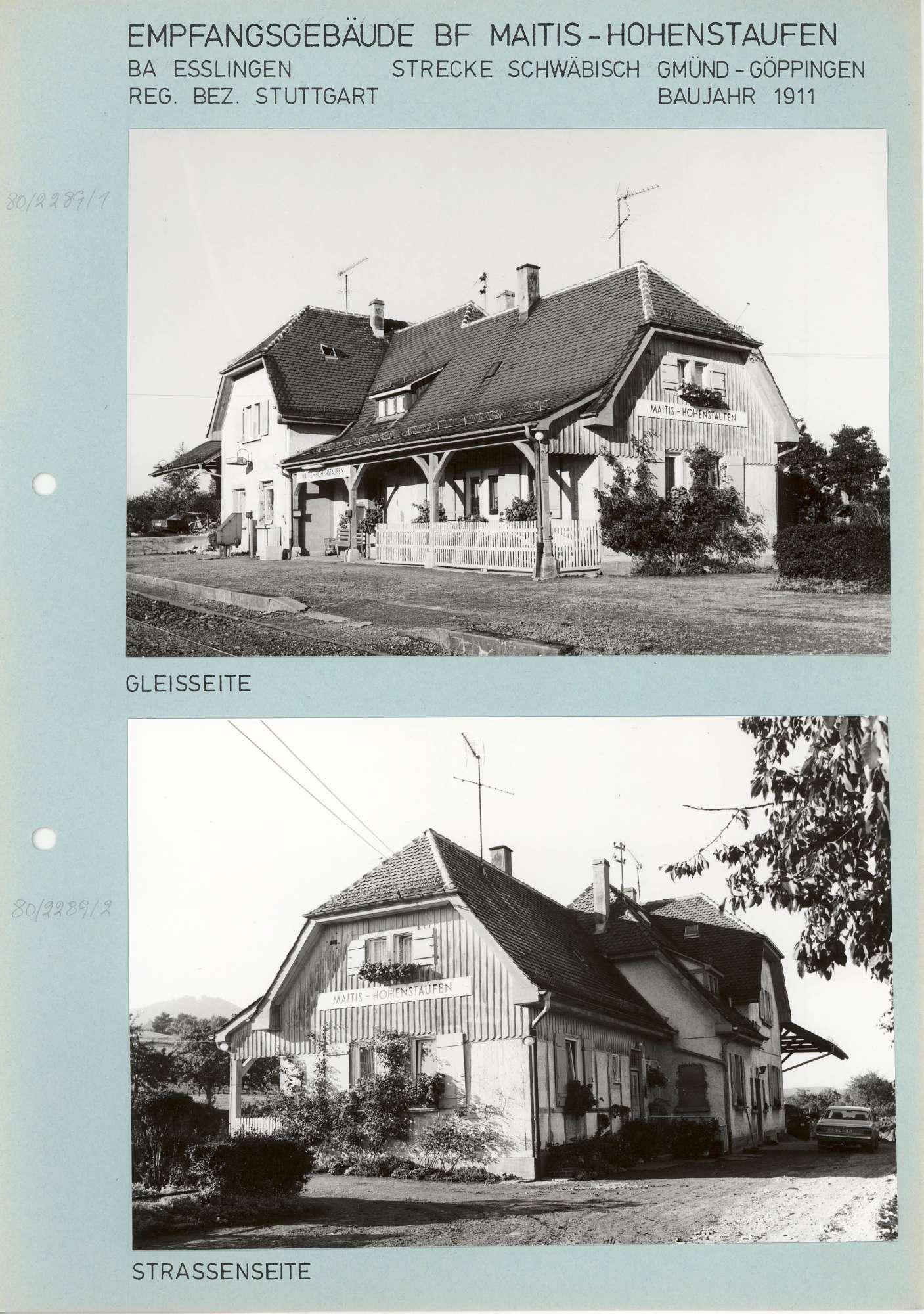 Maitishof-Hohenstaufen: 4 Fotos, Bild 2