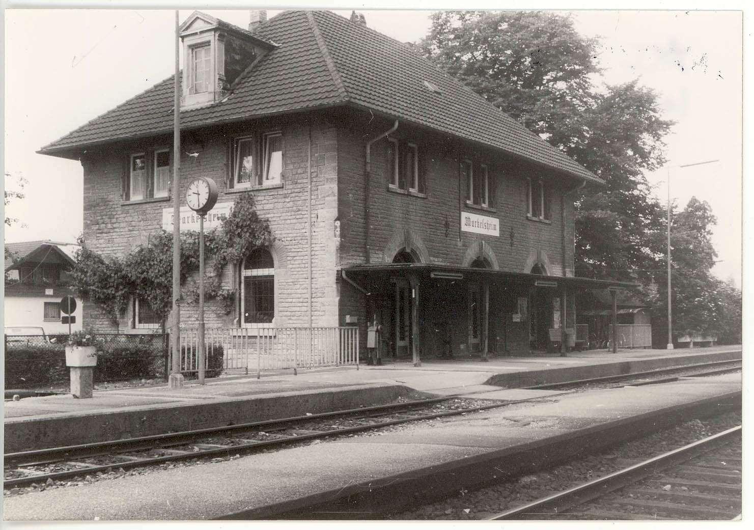 Markelsheim: 2 Fotos, Bild 1