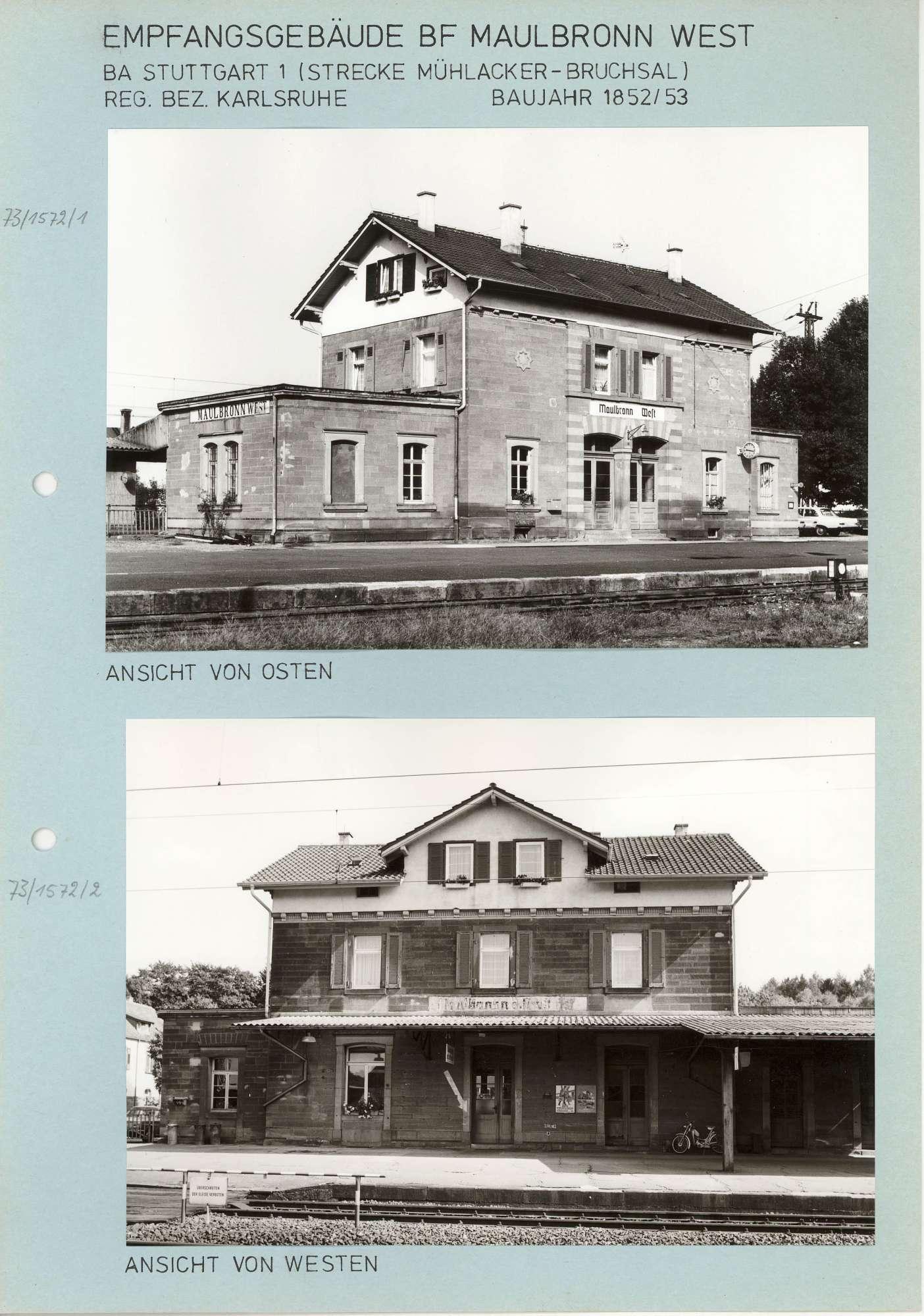 Maulbronn West: 4 Fotos, Bild 1