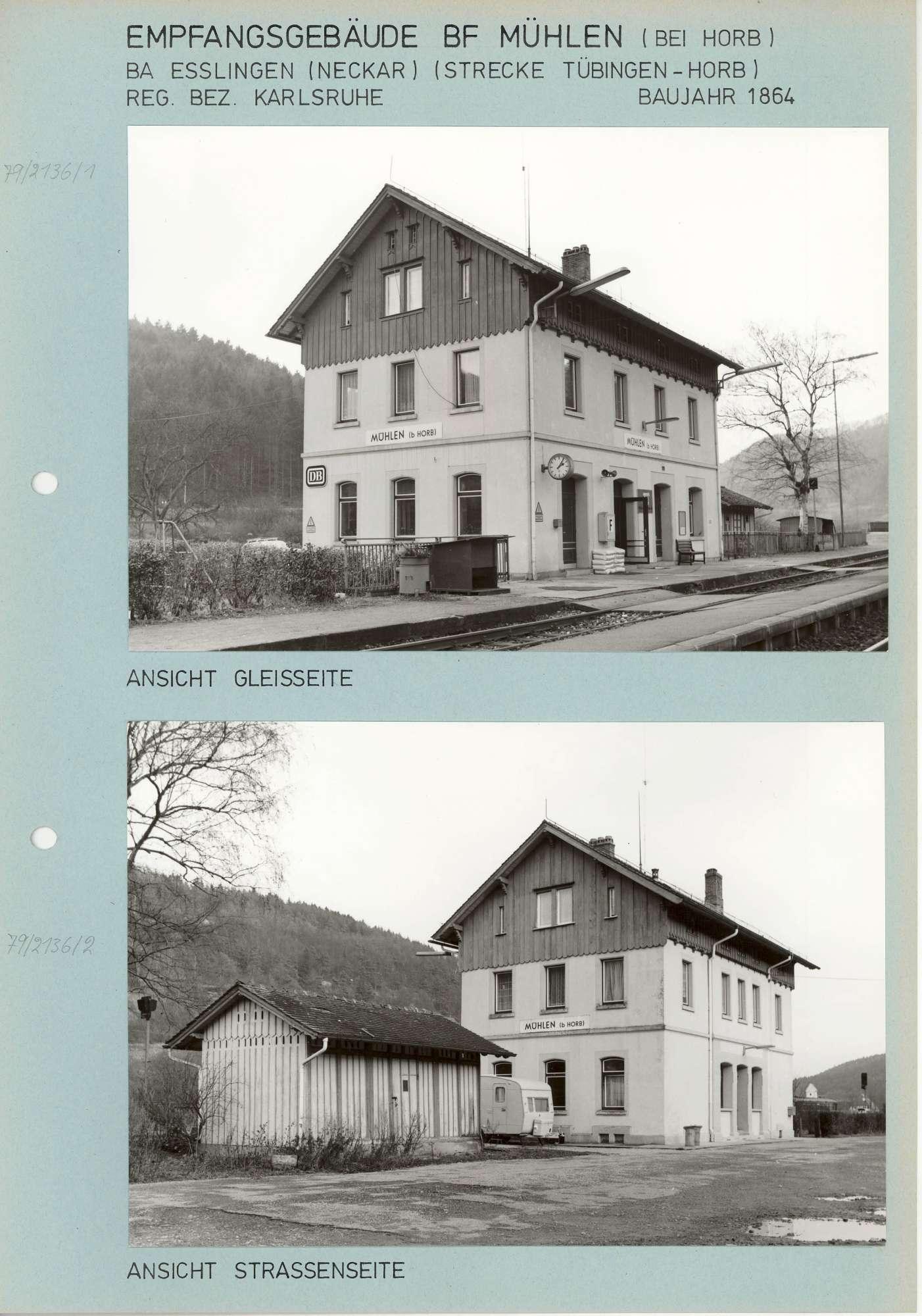 Mühlen am Neckar: 4 Fotos, Bild 1