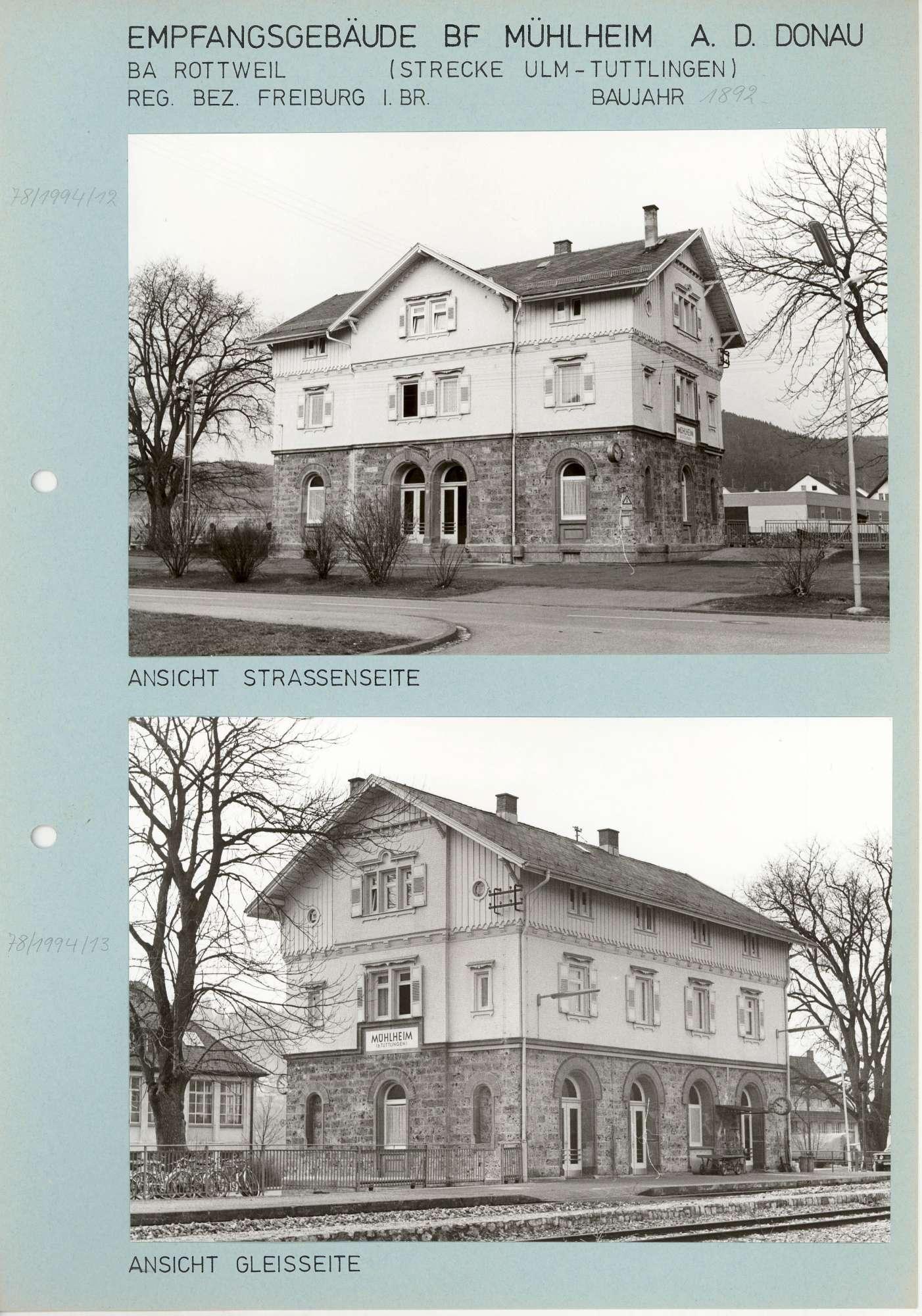 Mühlheim an der Donau: 4 Fotos, Bild 1