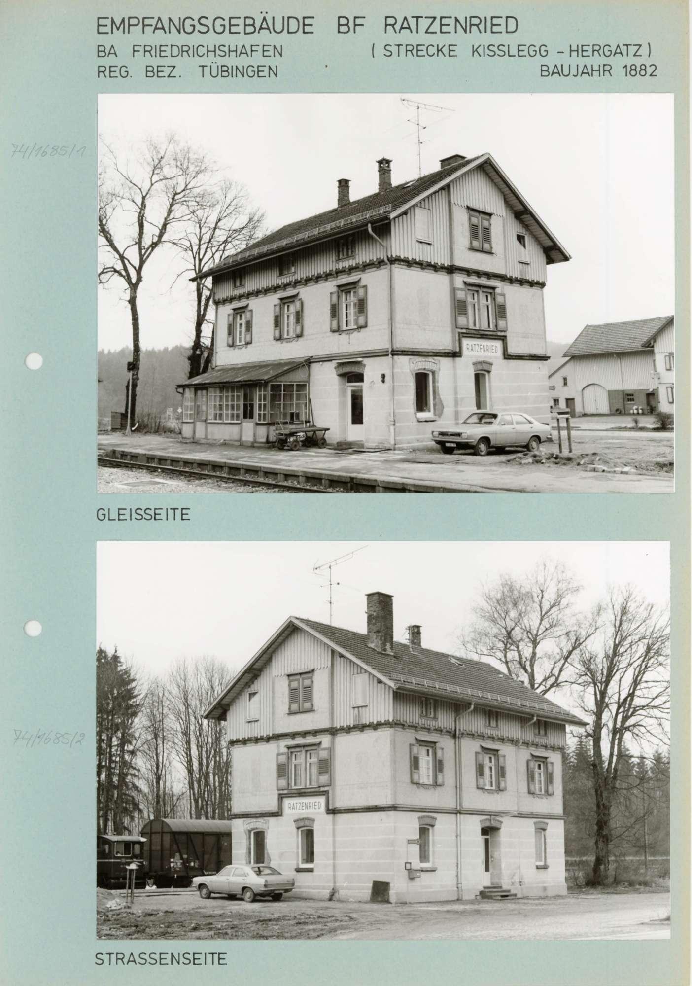 Ratzenried: 4 Fotos, Bild 1