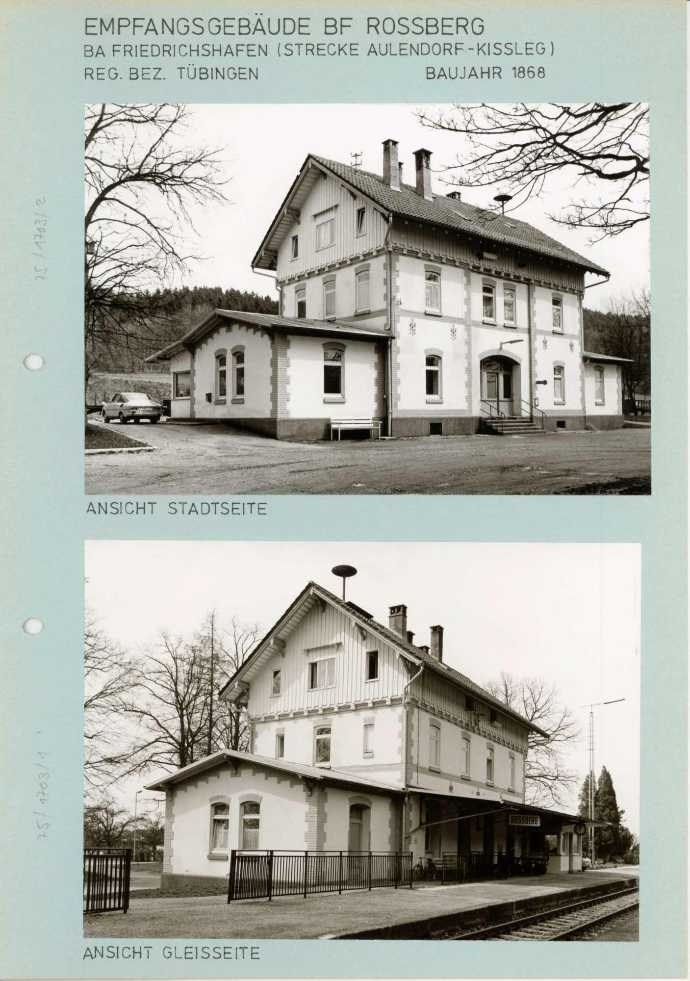 Roßberg: 6 Fotos, Bild 1