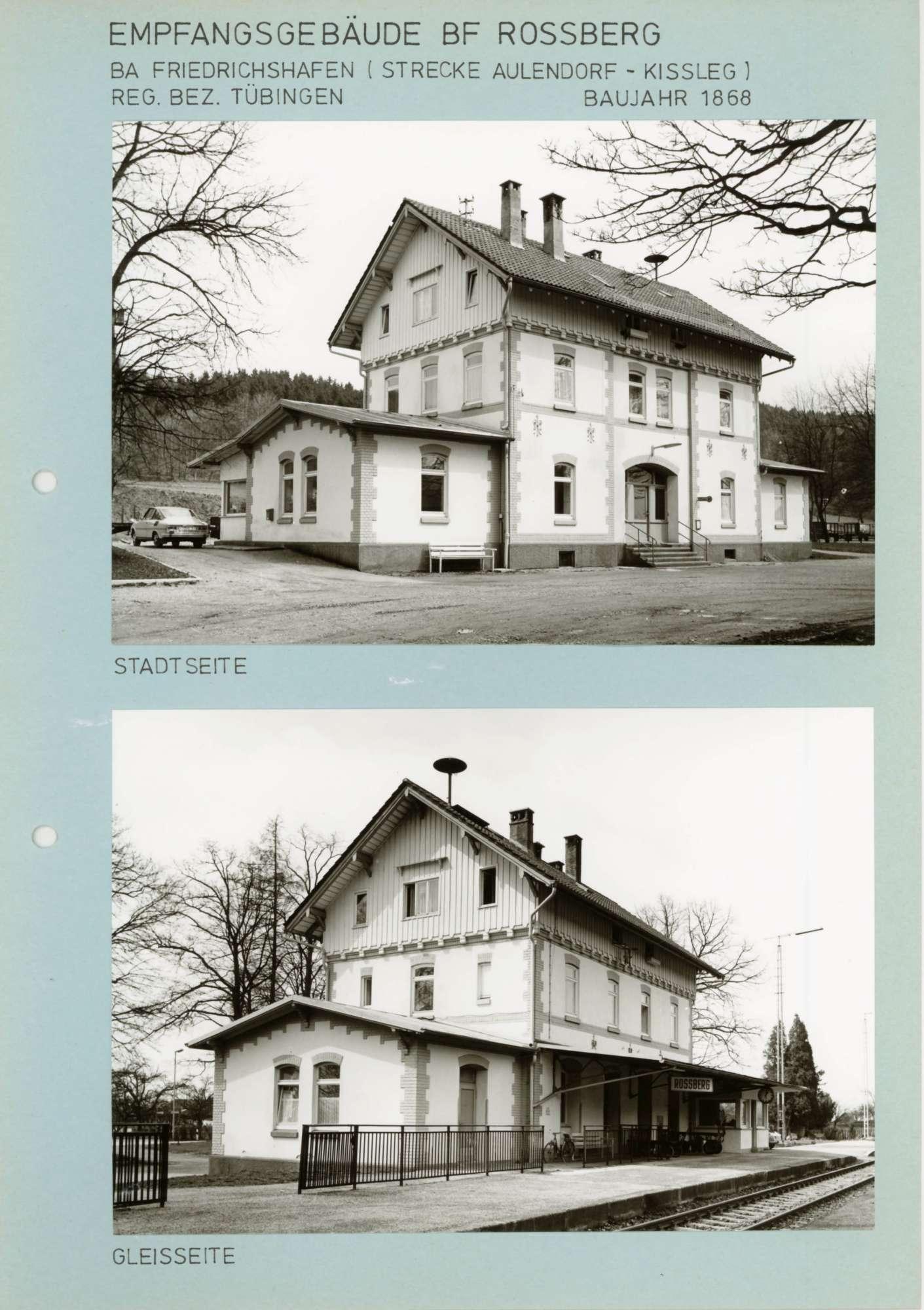 Roßberg: 6 Fotos, Bild 3
