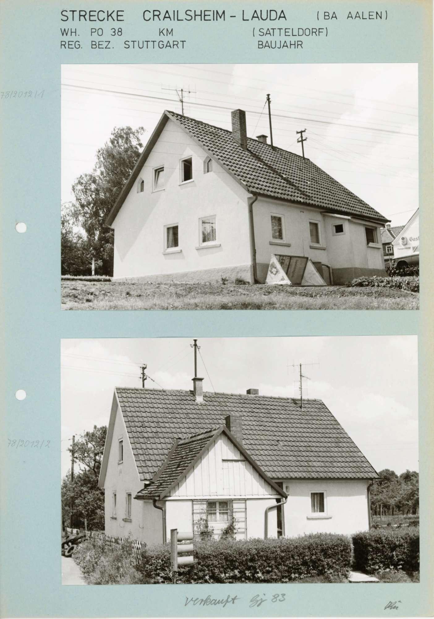 Satteldorf: 6 Fotos u.a., Bild 3