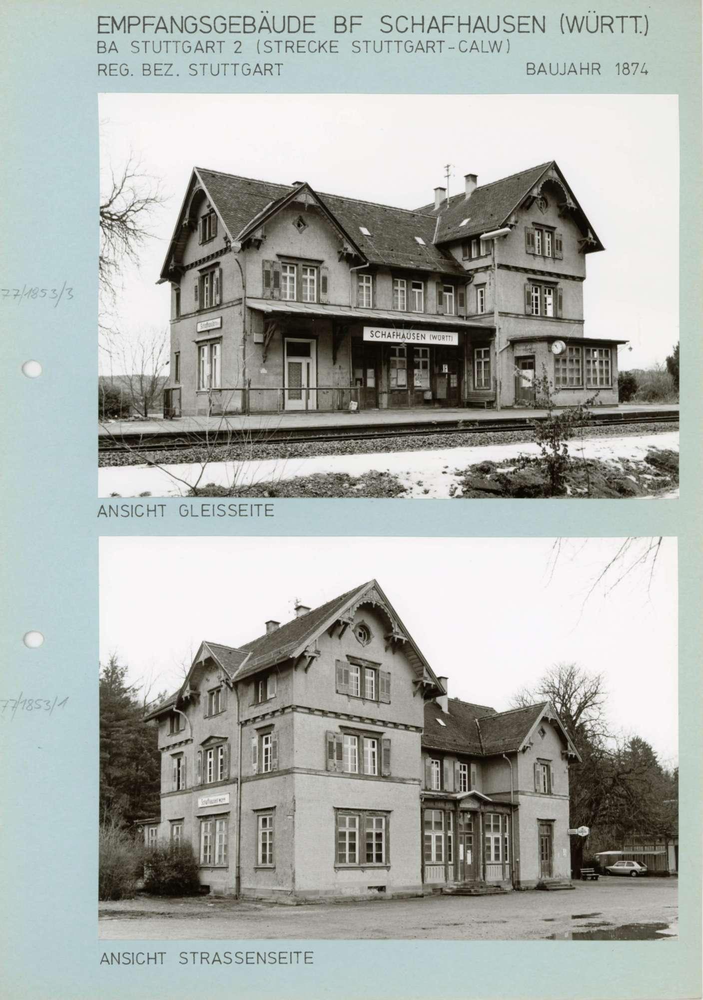 Schafhausen: 4 Fotos, Bild 1
