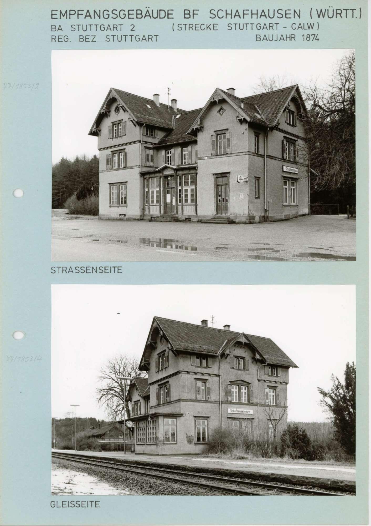 Schafhausen: 4 Fotos, Bild 2