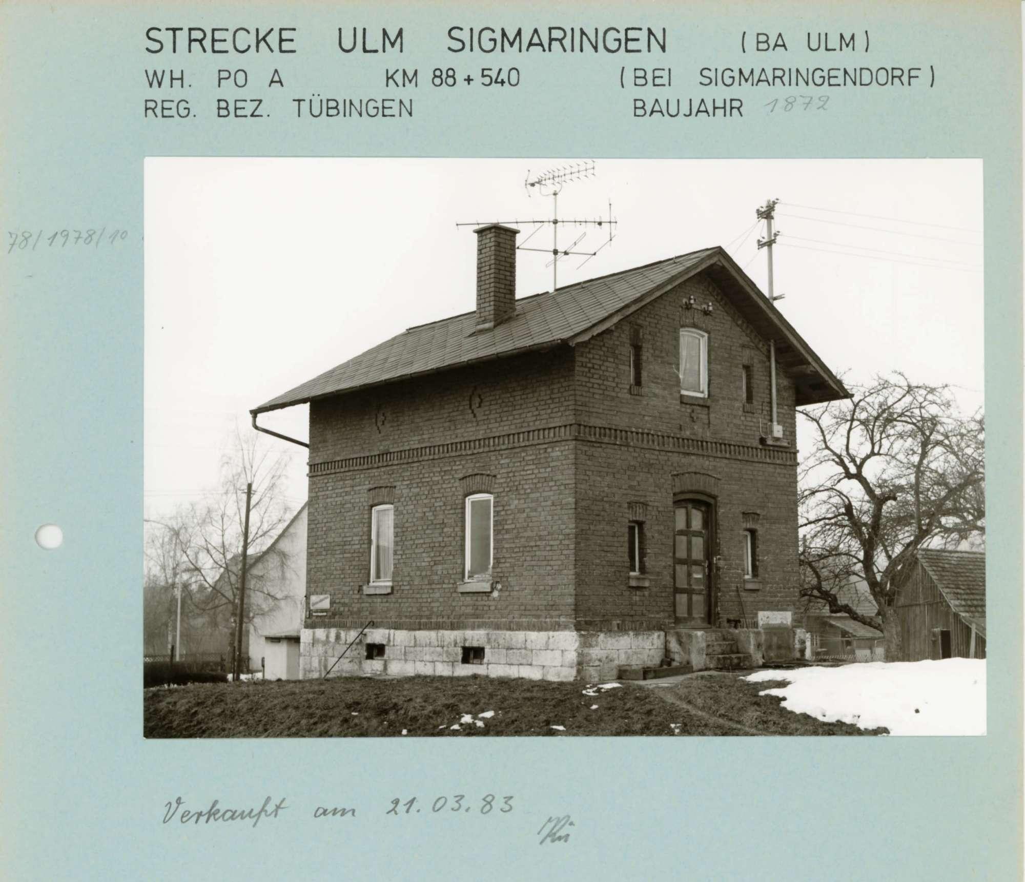 Sigmaringendorf: 3 Fotos, Bild 3
