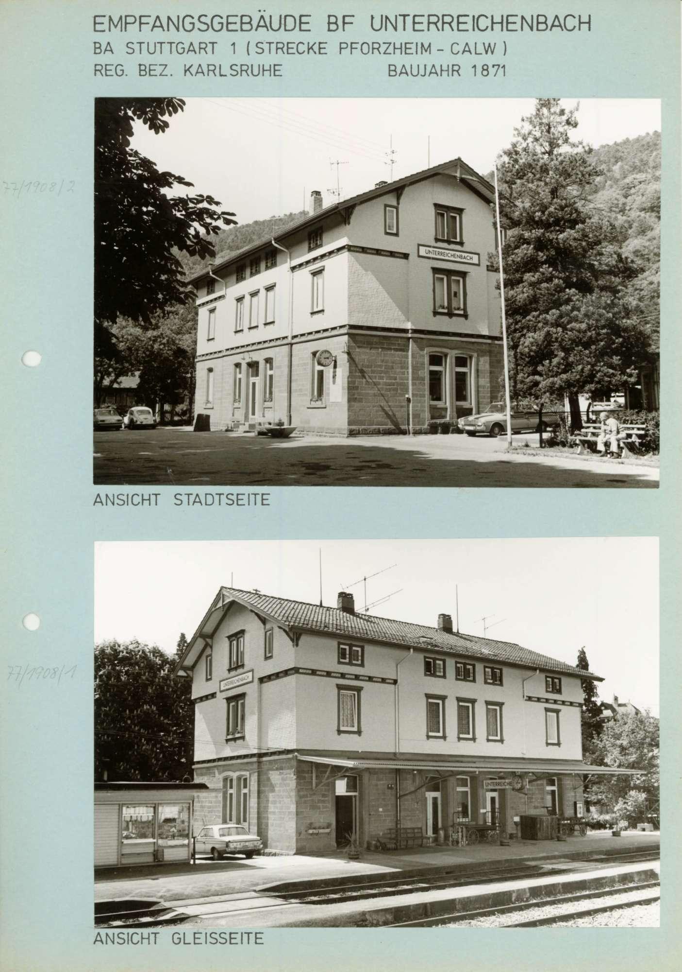 Unterreichenbach: 6 Fotos, Bild 3