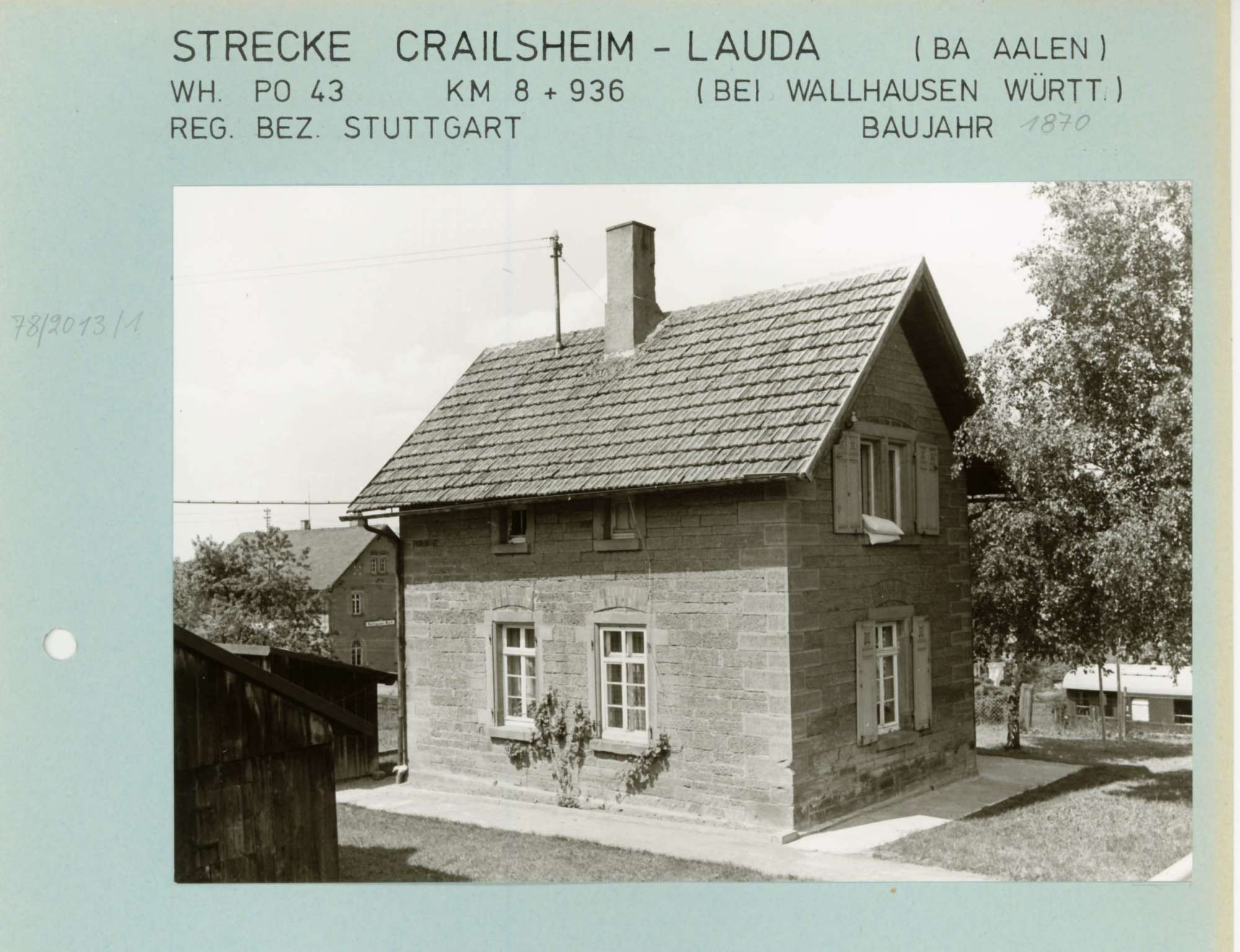Wallhausen: 2 Fotos, Bild 2