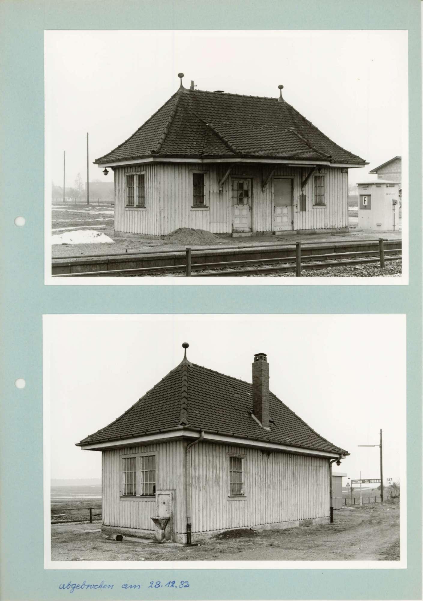 Wattenweiler: 2 Fotos, Bild 1