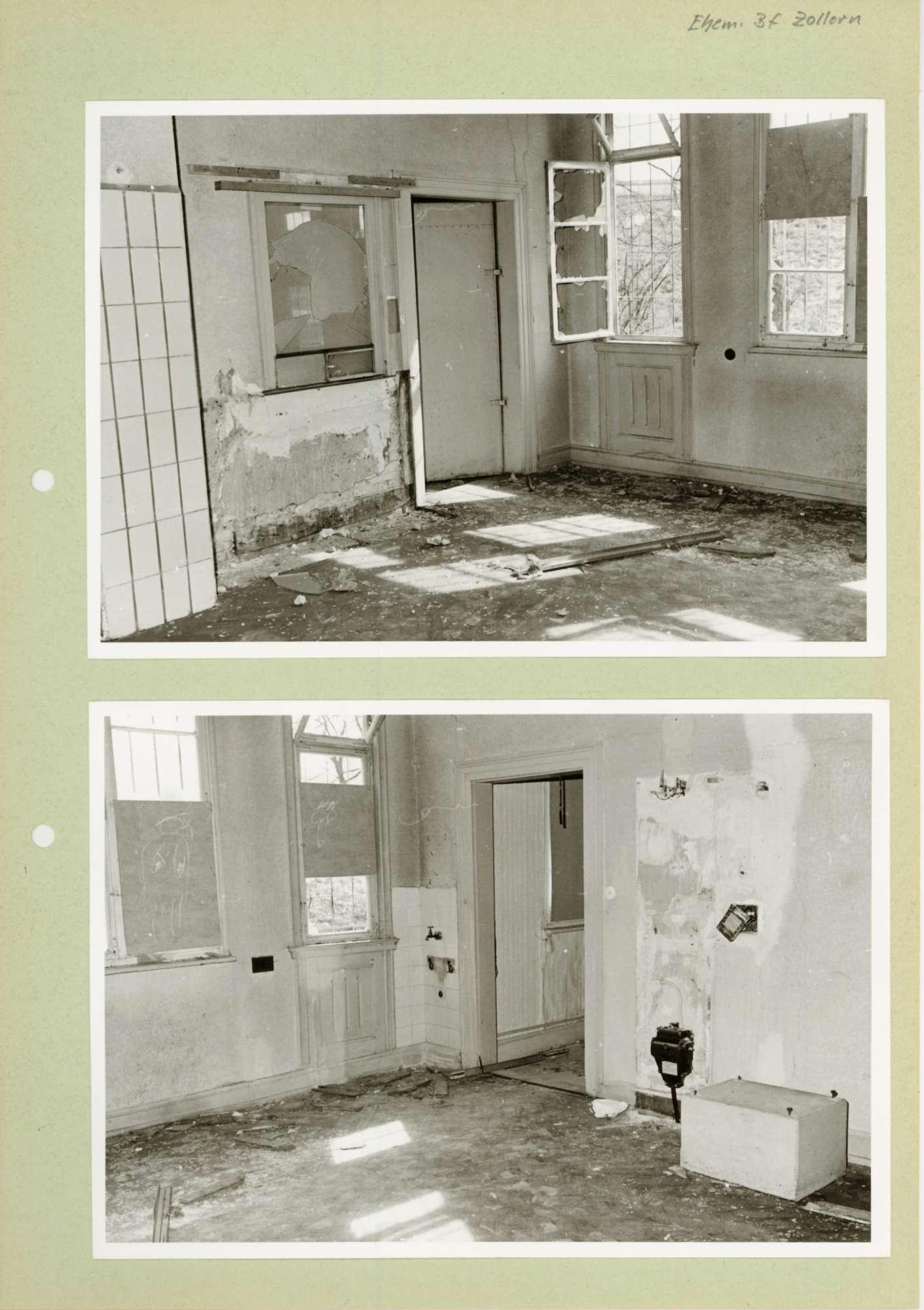 Zollern (ehemaliger Bf): 12 Fotos, Bild 2