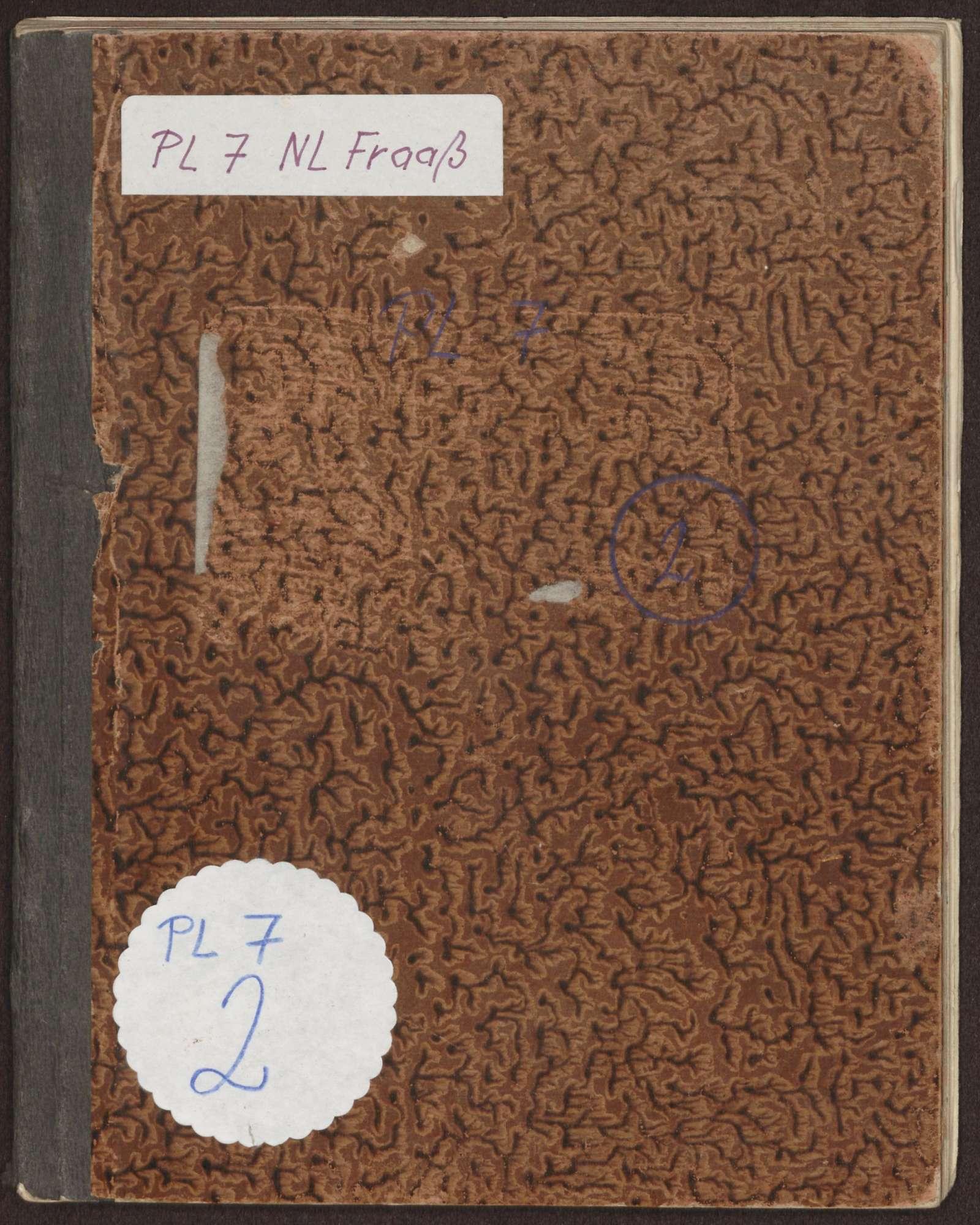 Tagebuch II, Bild 1