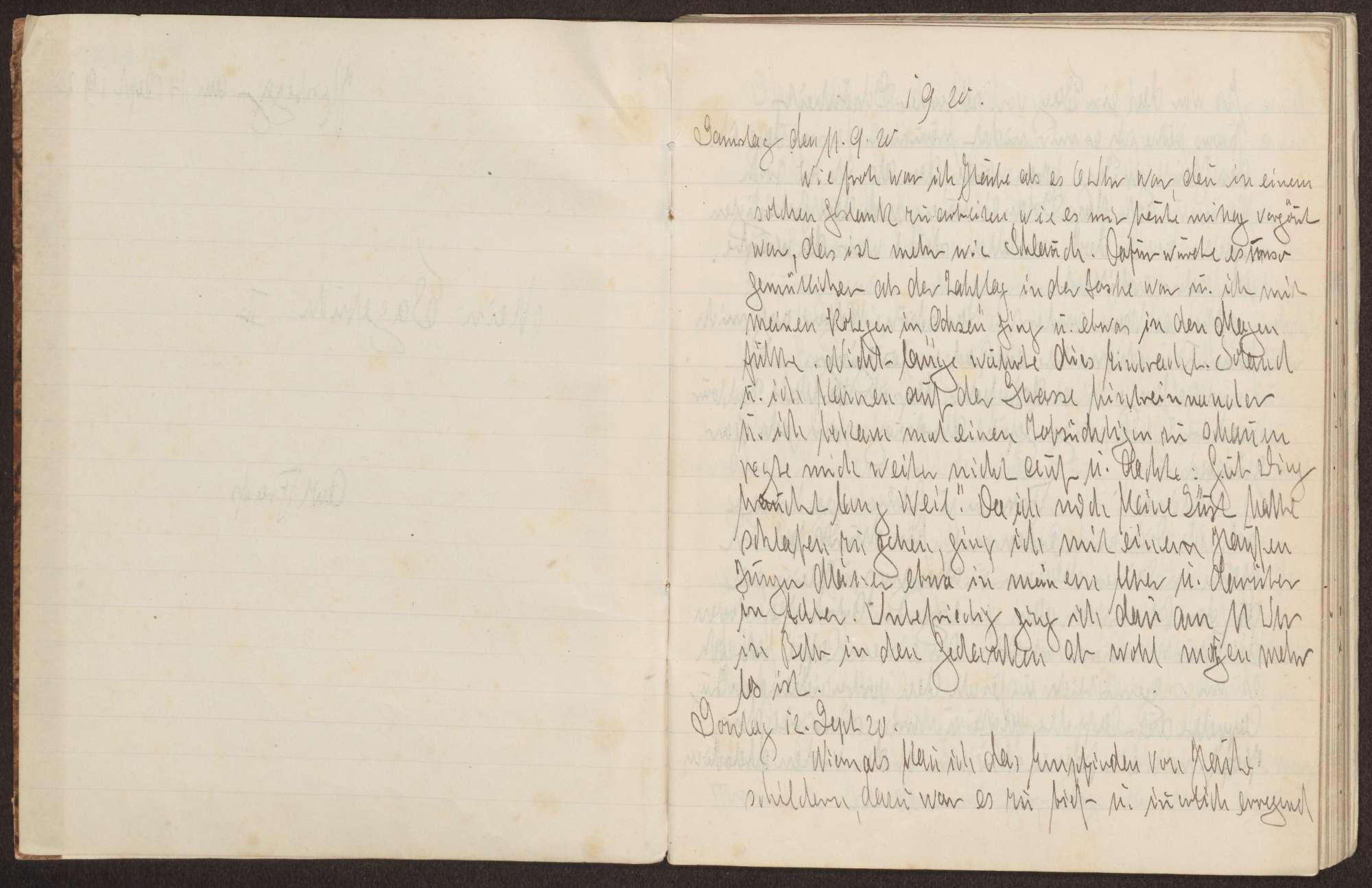 Tagebuch II, Bild 3