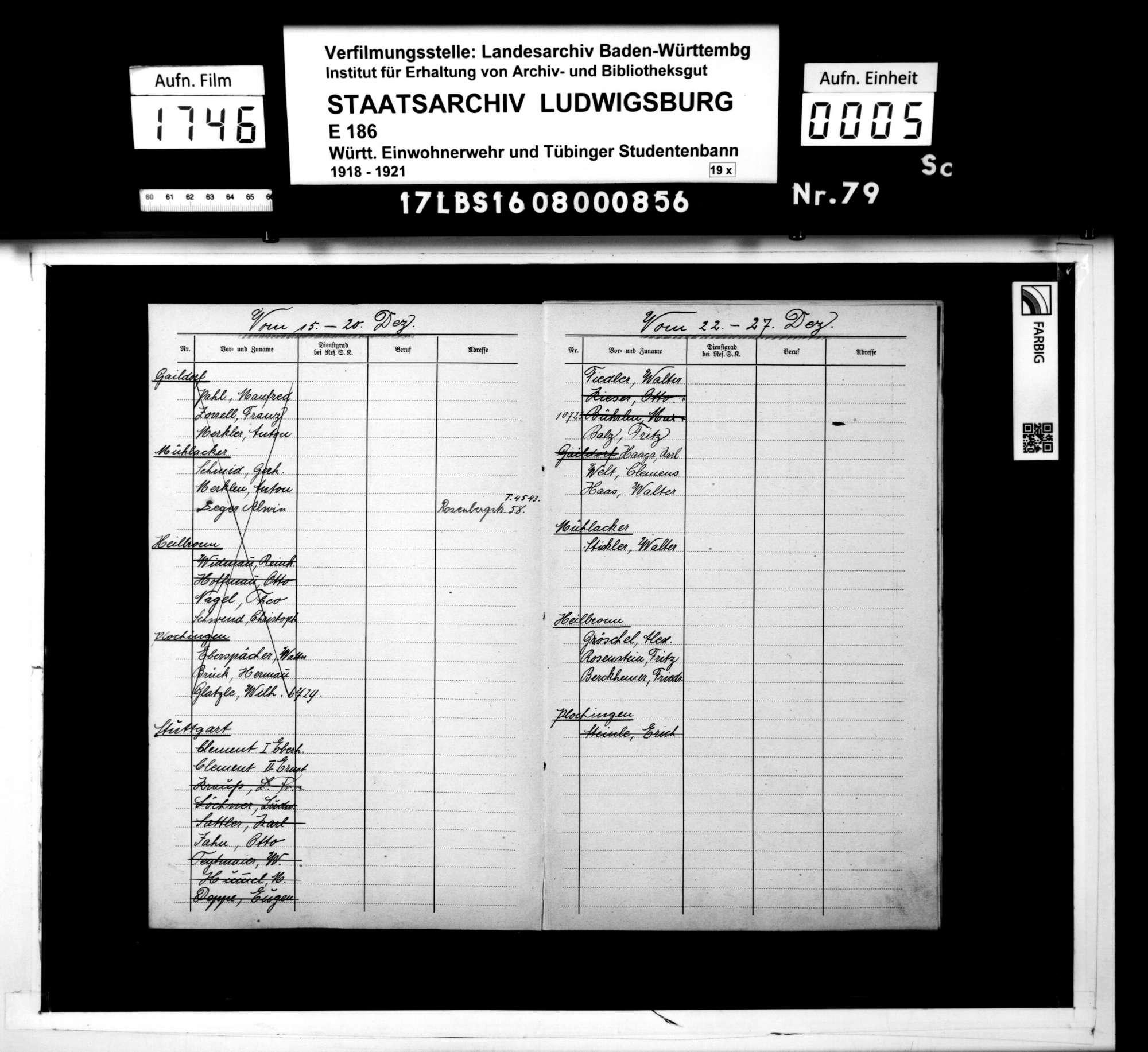 Sonderkommando Anmeldung, Bild 3
