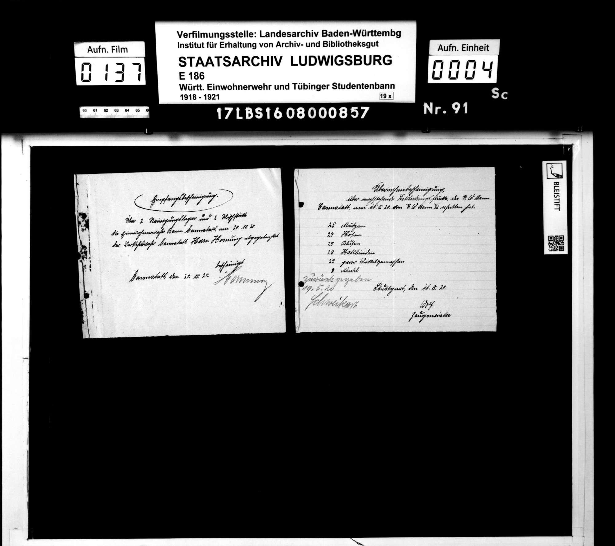 Bann Cannstatt: Belege für das Kammerbuch, Bild 1