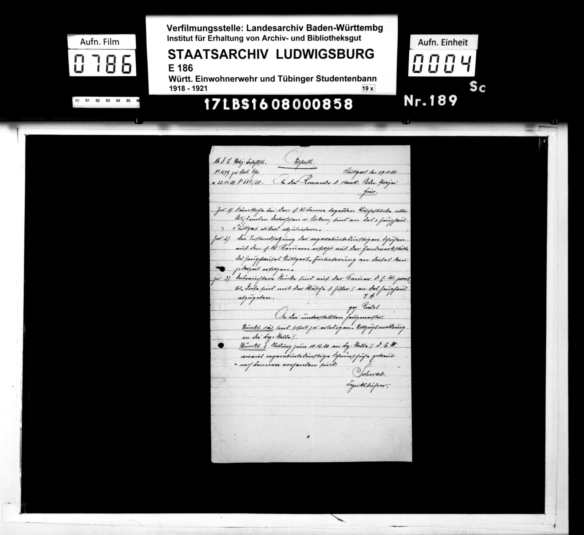 Verfügungen des Innenministeriums, Bild 2