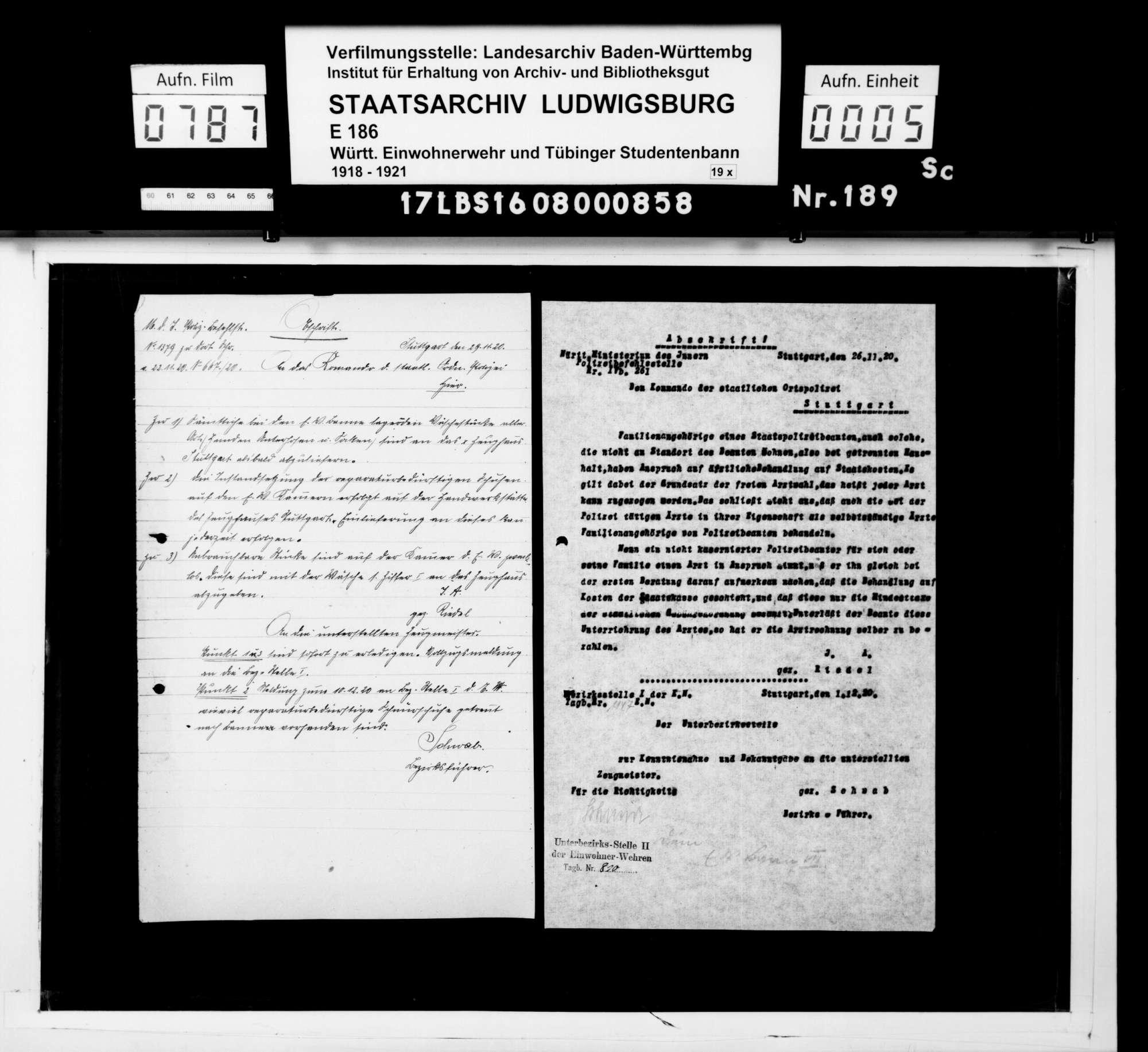 Verfügungen des Innenministeriums, Bild 3