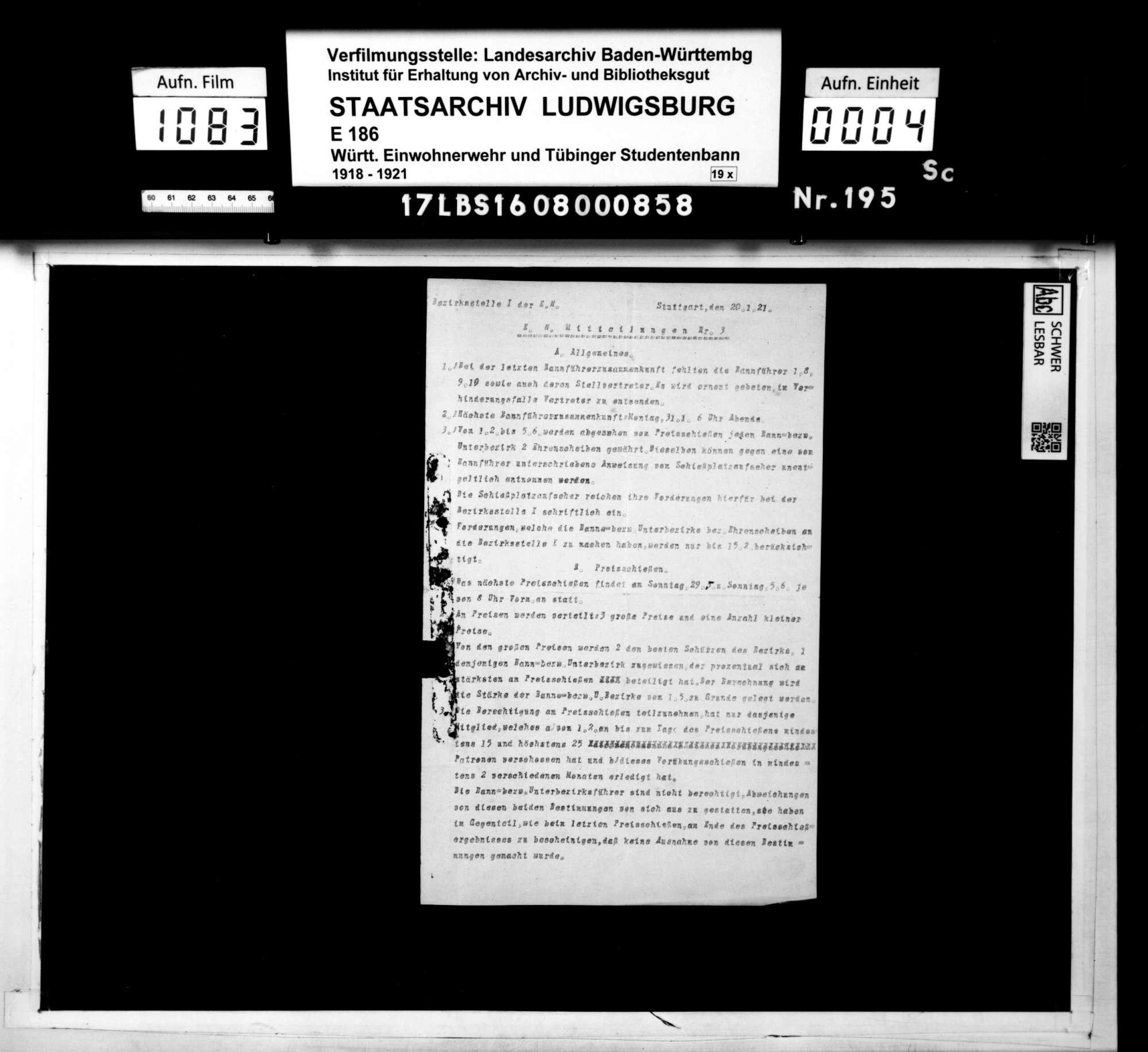 Mitteilungen, Bild 2