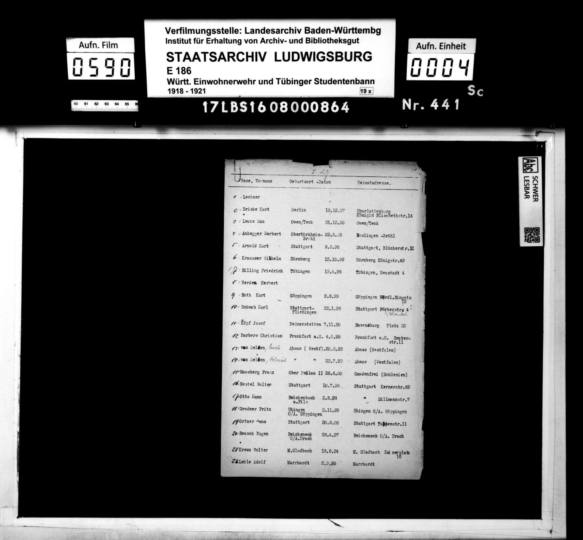 Techniker-Kompanie aus Reutlingen, Bild 2