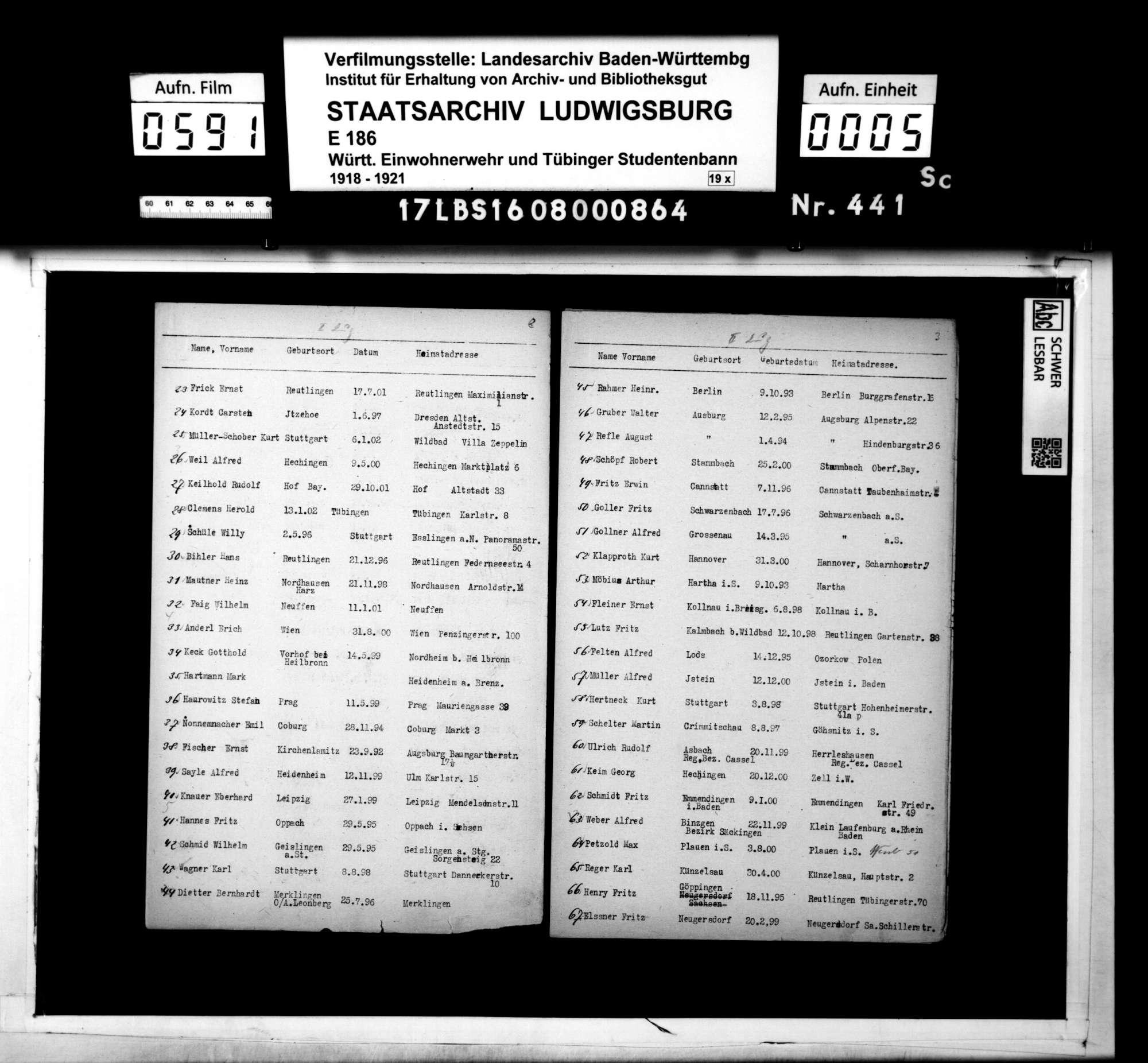 Techniker-Kompanie aus Reutlingen, Bild 3